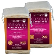 Every Beauty™ Every Drop® Face Makeup Remover Pads With Argan Oil Extract, 2/Pack
