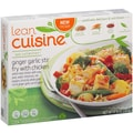 Lean Cuisine Ginger Garlic Stir Fry with Chicken 9.87 Oz., 6/Pack