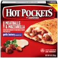 Hot Pockets Meatball With Mozzarella 9 Oz., 6/Pack