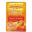 Emergen-C Super Orange 9.3 Oz. 30/Box, 60/Pack