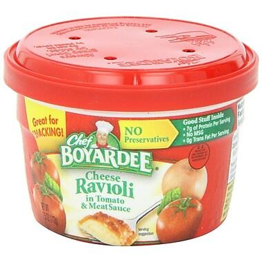 Chef Boyardee Cheese Ravioli 7.5 Oz., 12/Pack