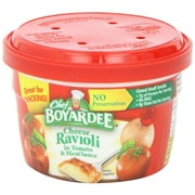 Chef Boyardee Cheese Ravioli 7.5 Oz., 12/Pack