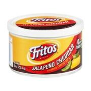 Fritos Cheese Dip Jalapeno Cheddar 9 Oz. 8/Pack