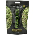 Wonderful Shelled Pistachios Roasted & Salted 6 Oz., 4/Pack