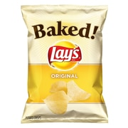 Lay s Potato Chips Baked Original 1.125 oz., 48/Pack