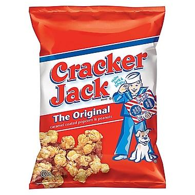 Cracker Jack Caramel Coated Popcorn & Peanuts 2.87 Oz., 36/Pack