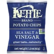 Kettle Brand Foods Snack Size Chips Sea Salt and Vinegar 1.5 Oz., 36/Pack