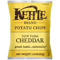 Kettle Brand New York Cheddar Potato Chips 1.5 Oz.