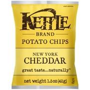 Kettle Brand New York Cheddar Potato Chips 1.5 Oz., 36/Pack