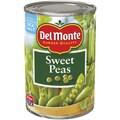 Del Monte Sweet Peas 0.5 Cup, 12/Pack