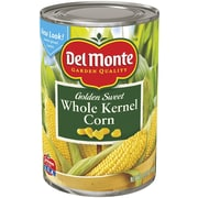 Del Monte Whole Kernel Gold Corn 15.25 Oz, 12/Pack