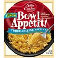Betty Crocker Bowl Appetit Three Cheese Rotini 3.1-Ounce, 16/Pack