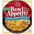 Betty Crocker Bowl Appetit Three Cheese Rotini 3.1-Ounce