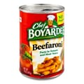 Chef Boyardee Beefaroni 12/Pack 15 Oz