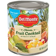 Del Monte Fruit Cocktail 8 Oz, 24/Pack