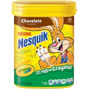 Nesquik Milk Chocolate, 8/Pack