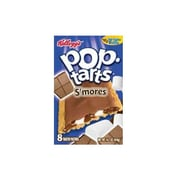 Kellogg's Pop-Tarts Smores, 8-Pack, 14.7 Oz Box (8 Count)