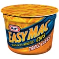 Kraft Cheesy Easy to Prepare 10 packs 2.05 Oz Kraft Macaroni & Cheese