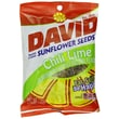 David Chili Lime Roasted & Salted Sunflower Seeds 5.25 Oz. 24/Pack