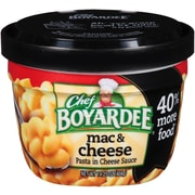 Chef Boyardee Cheese Microwavable Big Bowl Mac 14.25 Oz, 12/Pack