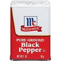 McCormick Black Pepper