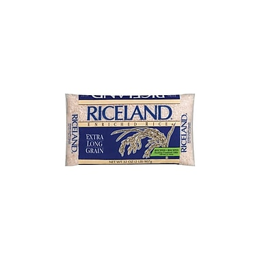 Riceland Rice Enriched - Extra Long Grain, 12/Pack