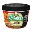 Chef Boyardee Beef Ravioli 14.25 Oz Microwavable Big Bowl Beef, 12/Pack