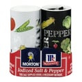 Morton Iodized Salt & Pepper