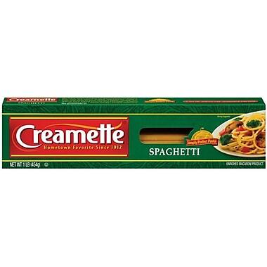 Creamette Regular Spaghetti 16 Oz., 12/Pack