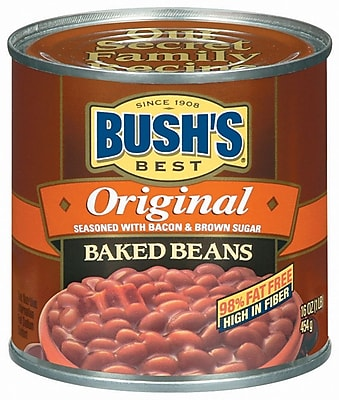 Bush Best Baked Beans, 12/Pack 1057664