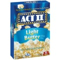 ACT II Light Butter Microwave Popcorn 2.75 Oz Popcorn