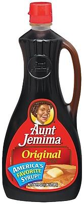 Aunt Jemima Original 8/Pack 12 Oz Syrup 1057704
