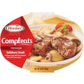 Hormel Compleats Salisbury Steak with Sliced Potatoes & Gravy 10 Oz., 8/Pack