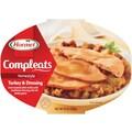 Hormel Turkey With Gravy Microwave Bowls 0.62 lbs. Turkey & Dressing, 8/Pack