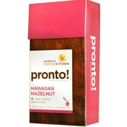 Barnie's CoffeeKitchen Hawaiian Hazelnut Pronto! Liquid Coffee 6/Pack