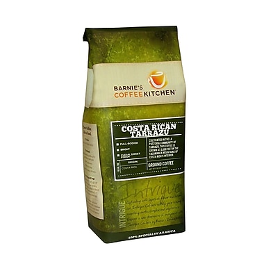 Barnie s CoffeeKitchen Costa Rican Tarrazu Coffee 12Oz., 6/Pack