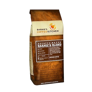 Barnie s CoffeeKitchen Decaf Barnie s Blend Coffee 12 Oz., 6/Pack