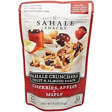 Sahale Cherries, Apples and Maple Snacks Crunchers Cherries, Apple + Maple 1.5 Oz. Snacks, 8/Pack