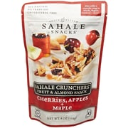 Sahale Cherries, Apples and Maple Snacks Crunchers Cherries, Apple + Maple 1.5 Oz. Snacks, 8/Pack