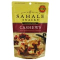 Sahale Snacks Glazed Nuts Cashews 4 Oz,  8/Pack