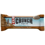 Clif CRUNCH Chocolate Peanut Butter Granola Bar 1.5 Oz.