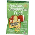 Sensible Foods Crunch Dried Fruit Snacks, 0.42 Oz.