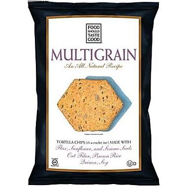 Food Should Taste Good Multigrain Tortilla Chips 1.5 Oz., 24/Pack