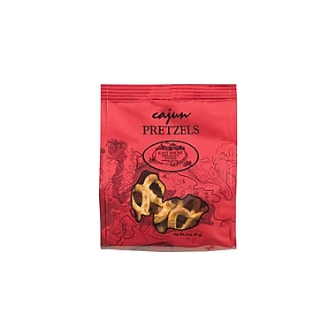 East Shore Natural Cajun Pretzel 2 Oz., 36/Pack