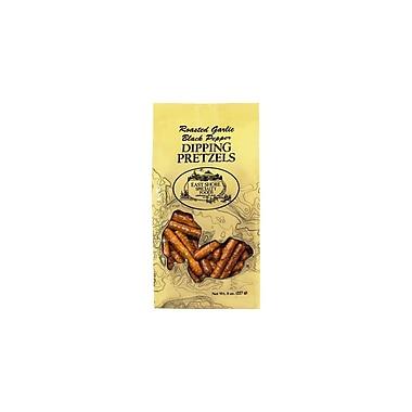 East Shore Dipping Pretzels, Garlic & Pepper 12/Pack 8 Oz.