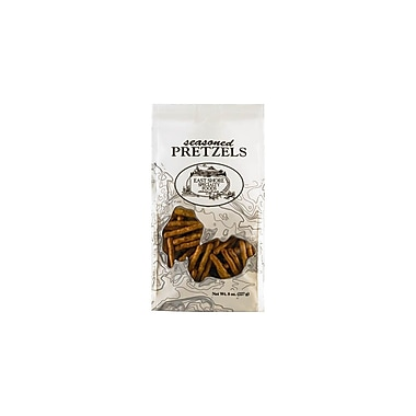 East Shore Seasoned Pretzel 8 Oz. 12/Pack