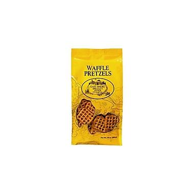 East Shore Specialty Foods Waffle Pretzels 10 oz., 12/Pack