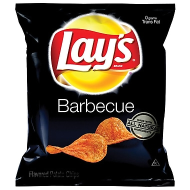 Lay s Potato Chips Barbecue 1.5 Oz., 48/Pack