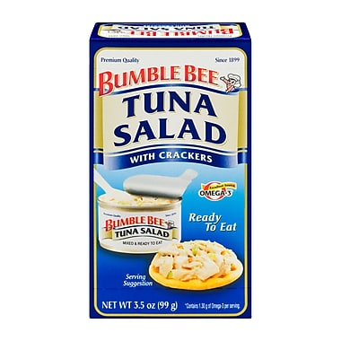 Bumble Bee 0.21 lbs. Tuna Salad with Crackers