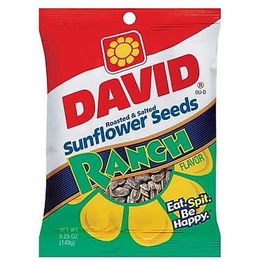 David Sunflower Seeds Ranch 72 Pack 1.63 Oz
